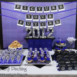 Graduation open house, Graduation party ideas, graduation collage, high school graduation party, college graduation party, theme graduation party, art school graduation party, graduation food dessert ideas, graduation banner, graduation candy buffet, graduation food ideas