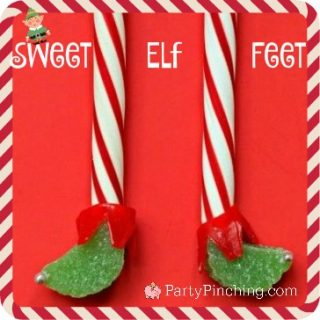 SWEET ELF FEET