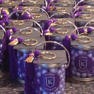 Graduation party favors, grad party ideas, cute grad ideas, graduation party candy