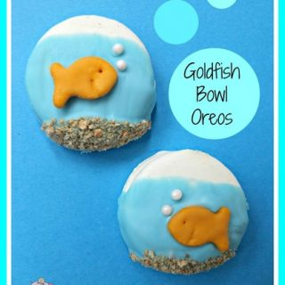 Goldfish Bowl Oreos