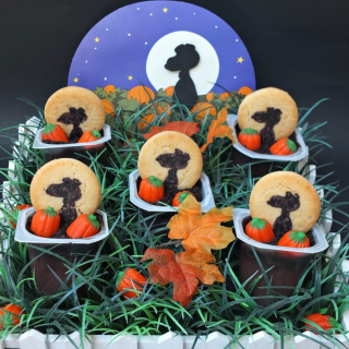 Great Pumpkin Pudding Cups