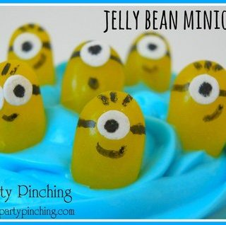 Minion Jelly Beans
