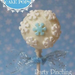 NO-BAKE CAKE POPS