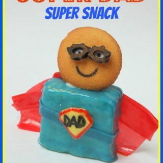 Super Dad Super Snack