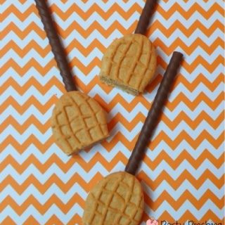 Witches' Broomsticks Cookies