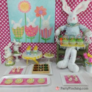 Easter dessert ideas, cute Easter treats, basket cupcakes, bunny cakes, Easter bunny cookies truffles cakes peanut butter cups, Easter basket cupcakes, Easter garden cakes brownies, cute bunny rabbit Easter truffles