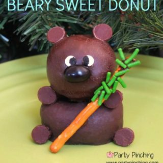 Beary Sweet Donut