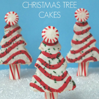 Peppermint Tree Cakes