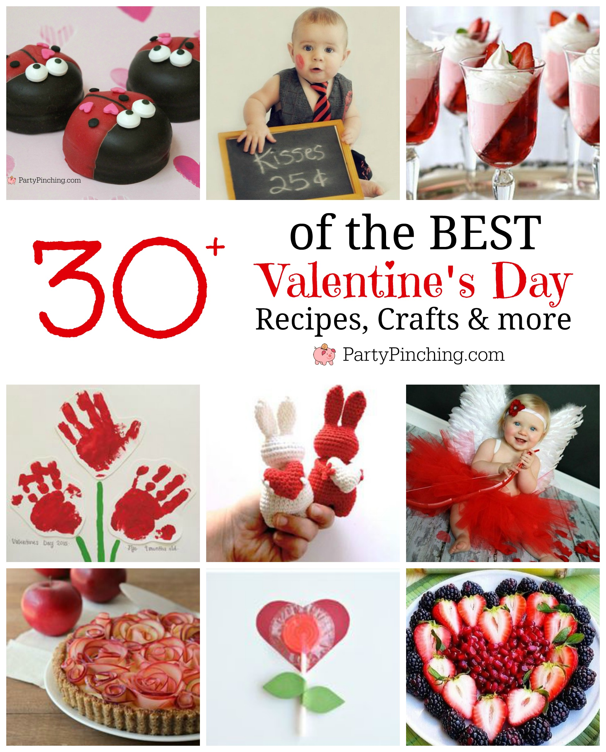 Valentines Day Roundup Best Ideas Crafts Recipes For Kids