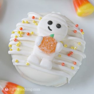 CUTE MUMMY COOKIES