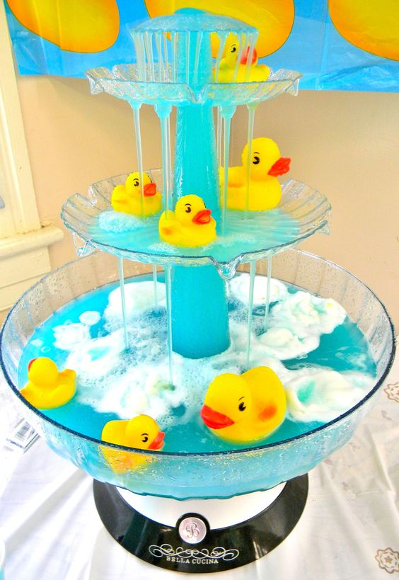 rubber ducky punch for baby shower,baby shower ideas, cute baby shower, best baby shower ideas, baby shower cake, fun games for baby shower, baby shower food