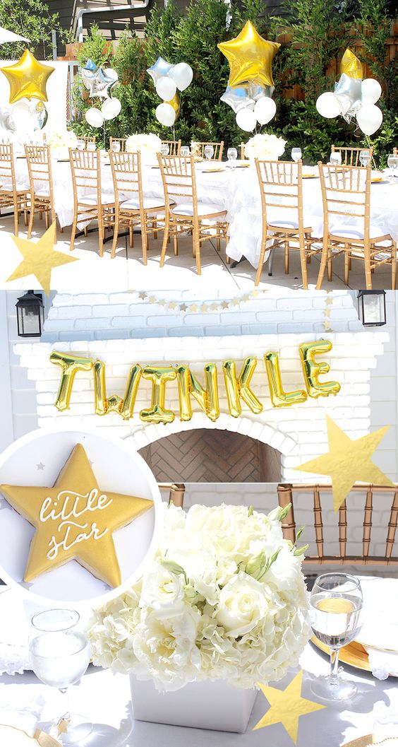 twinkle star baby shower, baby shower ideas, cute baby shower, best baby shower ideas, baby shower cake, fun games for baby shower, baby shower food