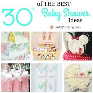Best Baby Shower Ideas Roundup