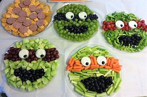 The Best Fruit Amp Veggie Tray Ideas Roundup Party Pinching