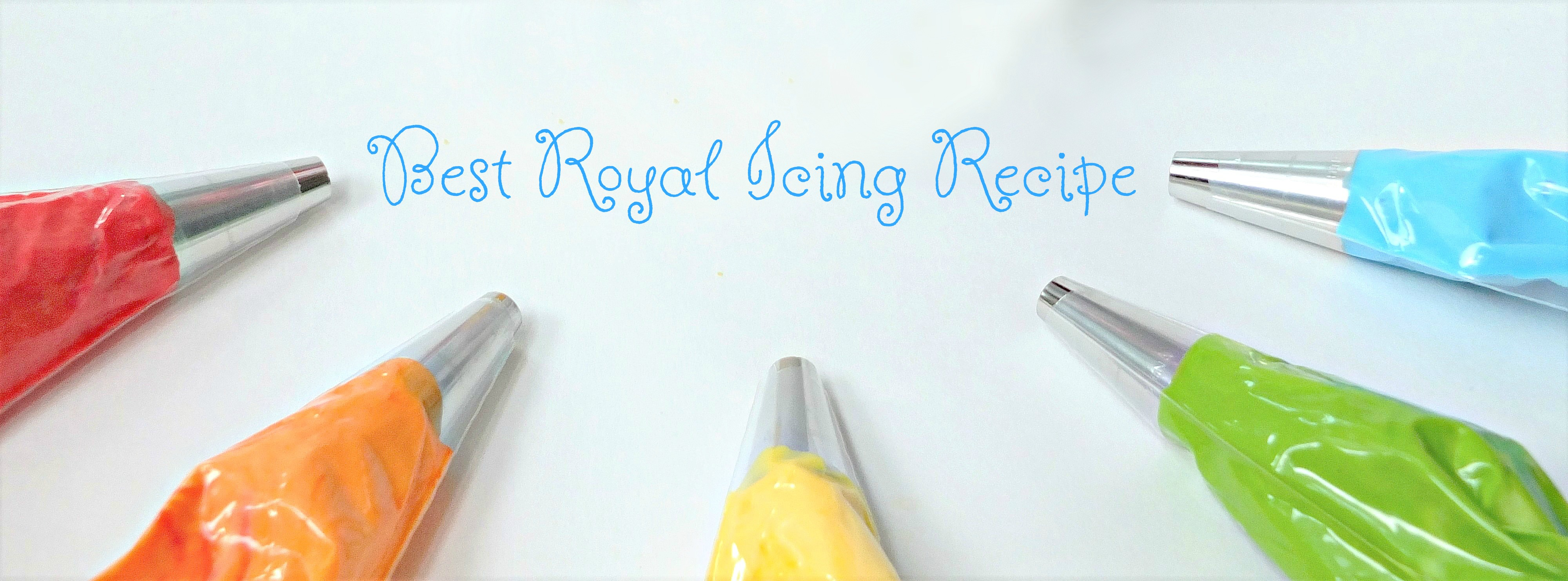 Best Royal Icing Recipe, easy royal icing recipe, meringue powder royal icing recipe, eggless icing
