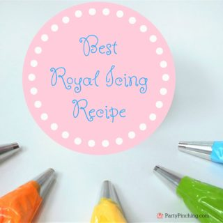 BEST ROYAL ICING RECIPE FOR COOKIES