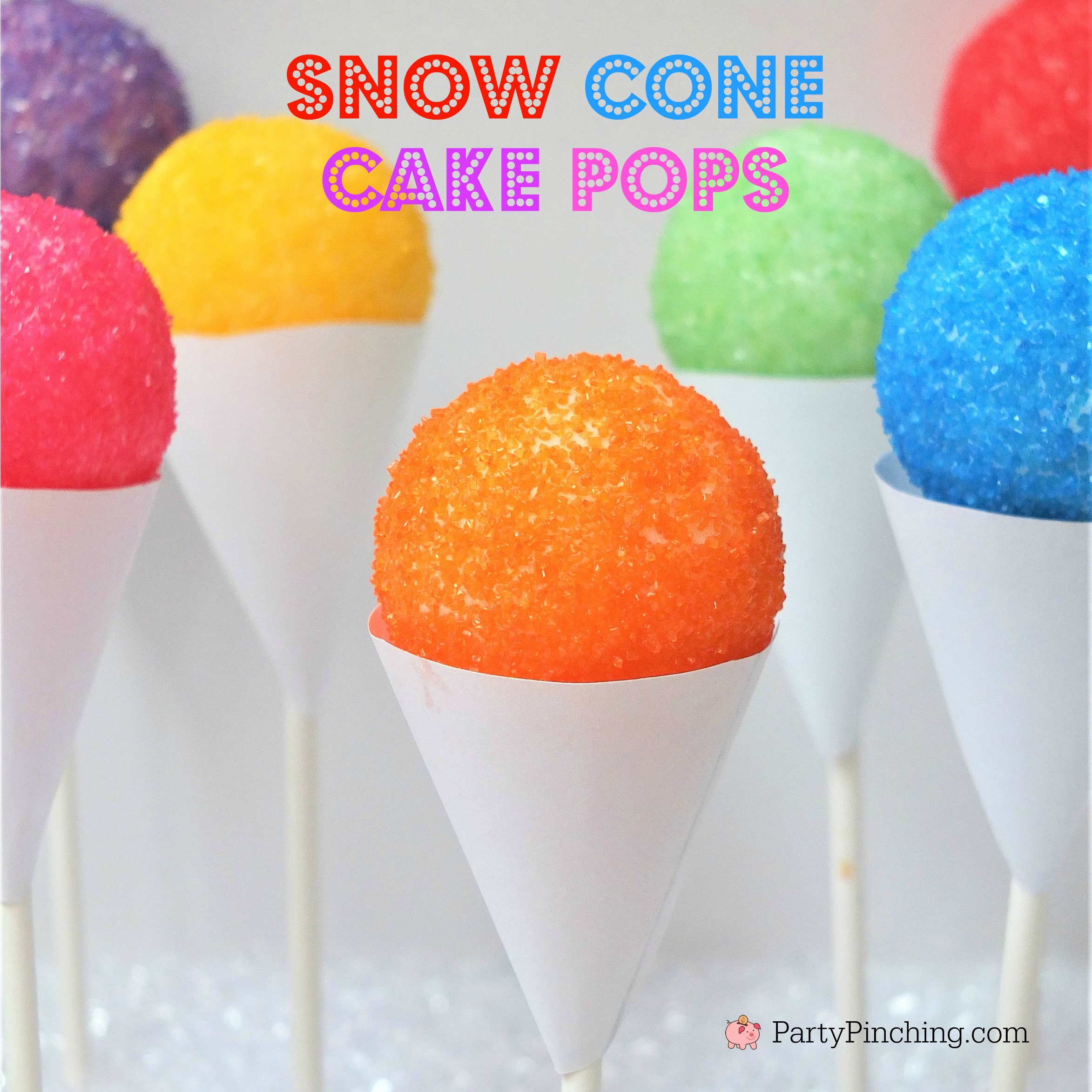 summer treat ideas by PartyPinching.com