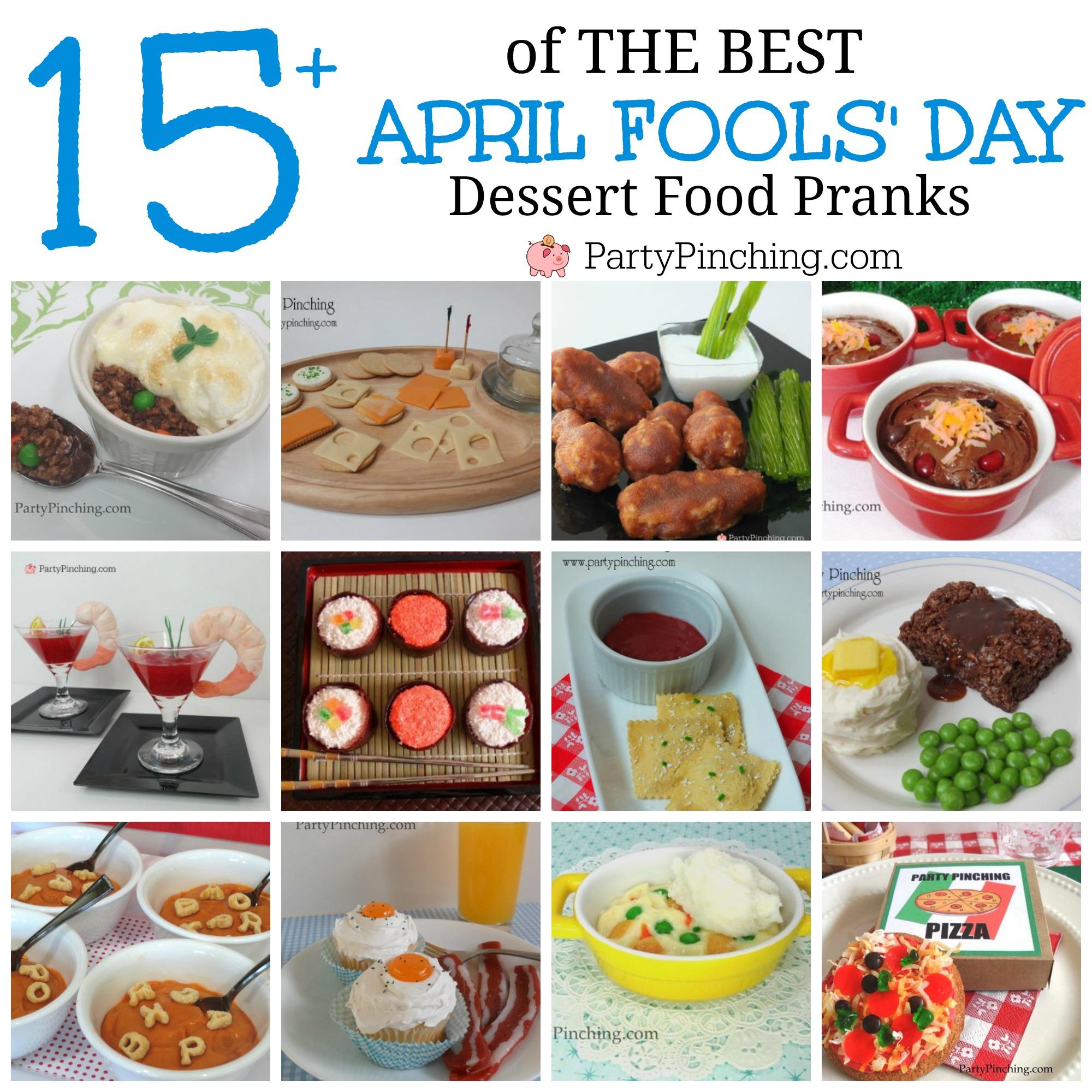 April Fool S Day Fake Food Trick Food Recipes April Fool S Day