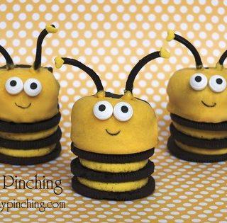 Oreo Bee Cookies