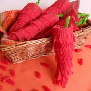 MINI CHILI PEPPER PIÑATAS