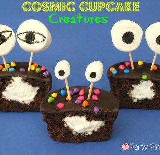 Cosmic Cupcake Creatures