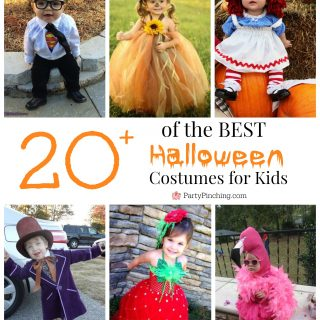BEST HALLOWEEN COSTUMES FOR KIDS ROUNDUP