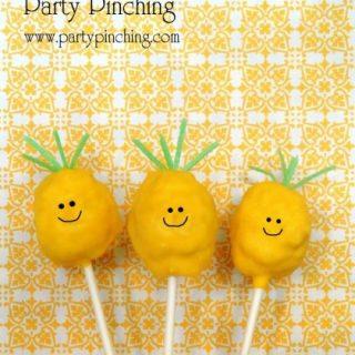 Pineapple Pops