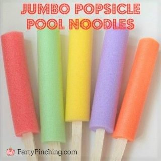 Popsicle Pool Noodles