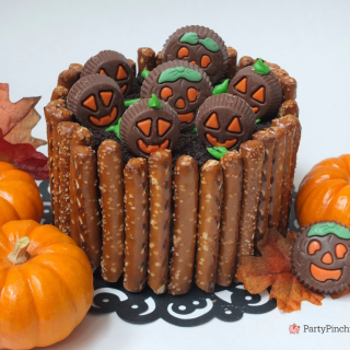 Pumpkin Patch Mini Cake