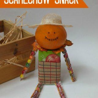 Scarecrow Snack