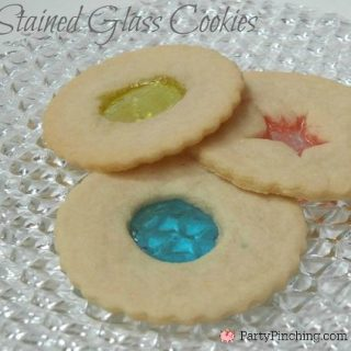 Christmas cookeis, easy stained glass Christmas cookies, fun food for kids, cute food, Jolly Rancher Christmas Cookies