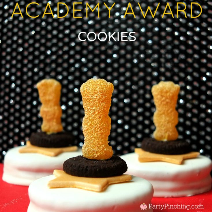 Academy Award Cookies