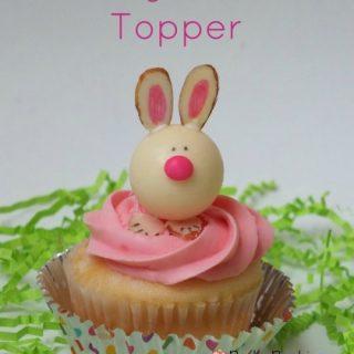 Bunny Truffle Topper