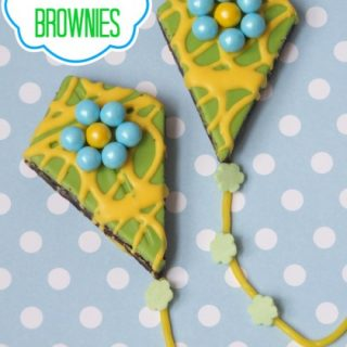Kite Brownies