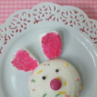Marshmallow Puff Bunny