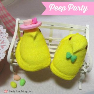 EASTER PEEP PARTY