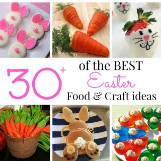 Best Food and Craft Ideas for Easter