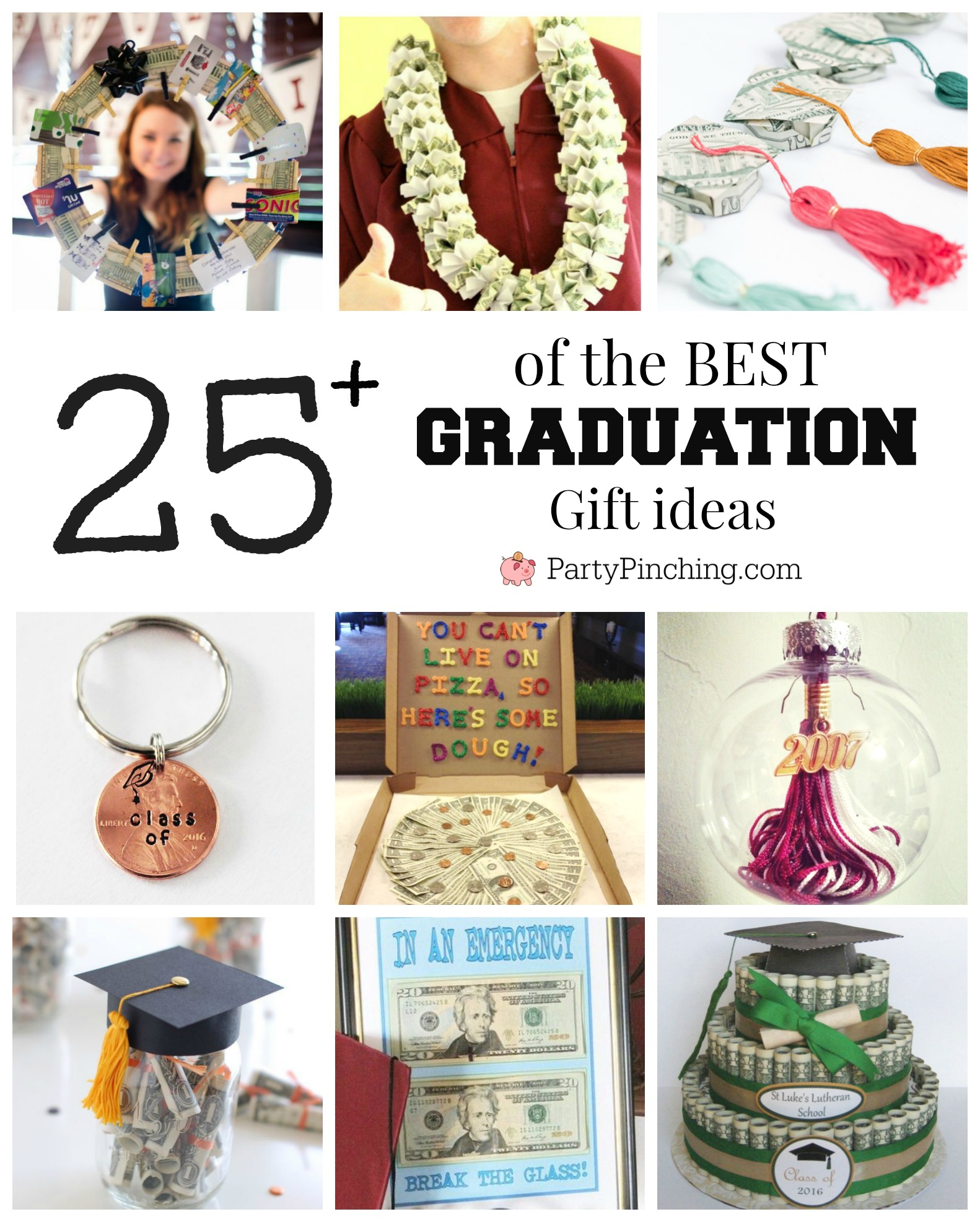 Best Graduation gift ideas, fun and easy DIY graduation grad gifts, thoughtful graduation gift, money origami graduation gifts, money gift cards graduation gift ideas