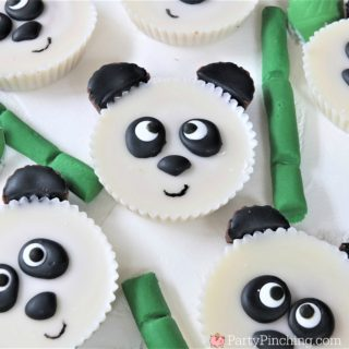 Panda Peanut Butter Cups