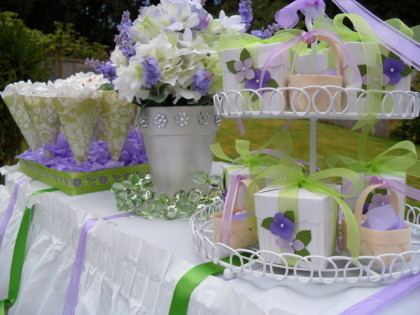 see more bridal shower ideas here