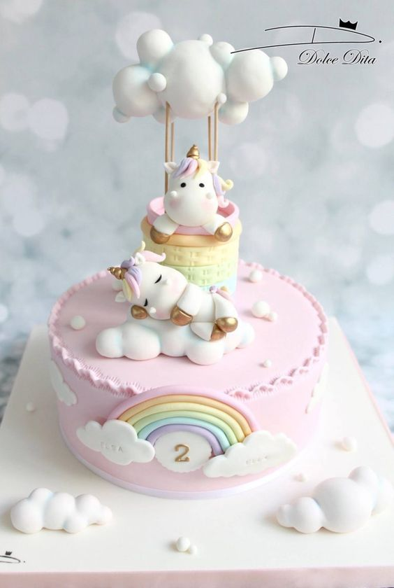 unicorn baby cake, baby shower ideas, cute baby shower, best baby shower ideas, baby shower cake, fun games for baby shower, baby shower food