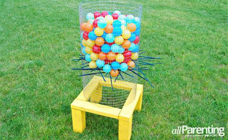 diy ker-plunk game outdoor, awesome ideas to keep kids busy summer, backyard party ideas , Best summer backyard games and outdoor activities for kids, diy summer projects for kids,fun ideas for kids summer , fun summer ideas for children, lots of summer activities for kids, outdoor games for summer,