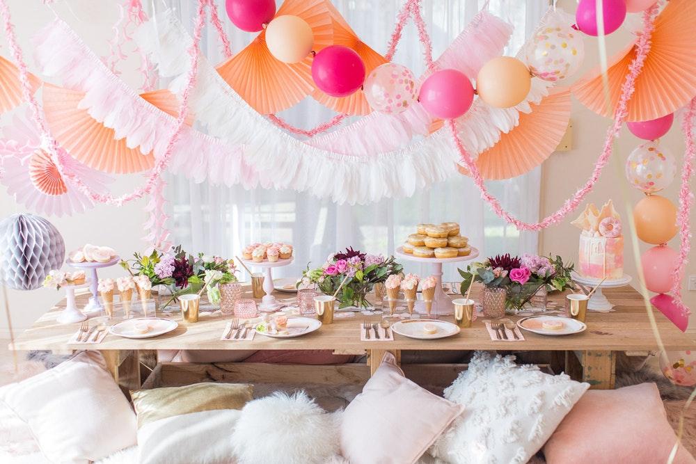 Beautiful Boho Slumber Party Sleepover Ideas For Girls