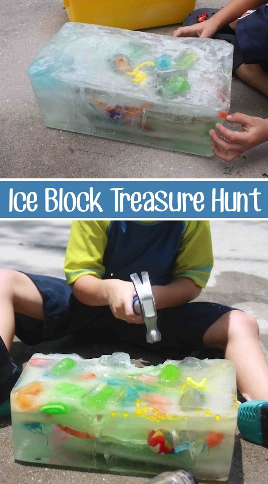 ice block treasure hunt freeze toys, awesome ideas to keep kids busy summer, backyard party ideas , Best summer backyard games and outdoor activities for kids, diy summer projects for kids,fun ideas for kids summer , fun summer ideas for children, lots of summer activities for kids, outdoor games for summer,