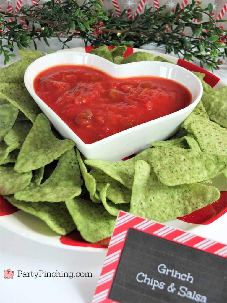 Grinch chips and salsa, Christmas movie marathon, Christmas movie night party ideas, Rudolph treats, Bumble Abominable snowman donuts, Charlie Brown Christmas movie party, Charlie Brownies, Snoopy snack mix, Frosty popcosrn, Frosty cheese snacks, Grinch party ideas, Buddy the Elf food, Elf beef and cheese, Elf Candy Cane Forest