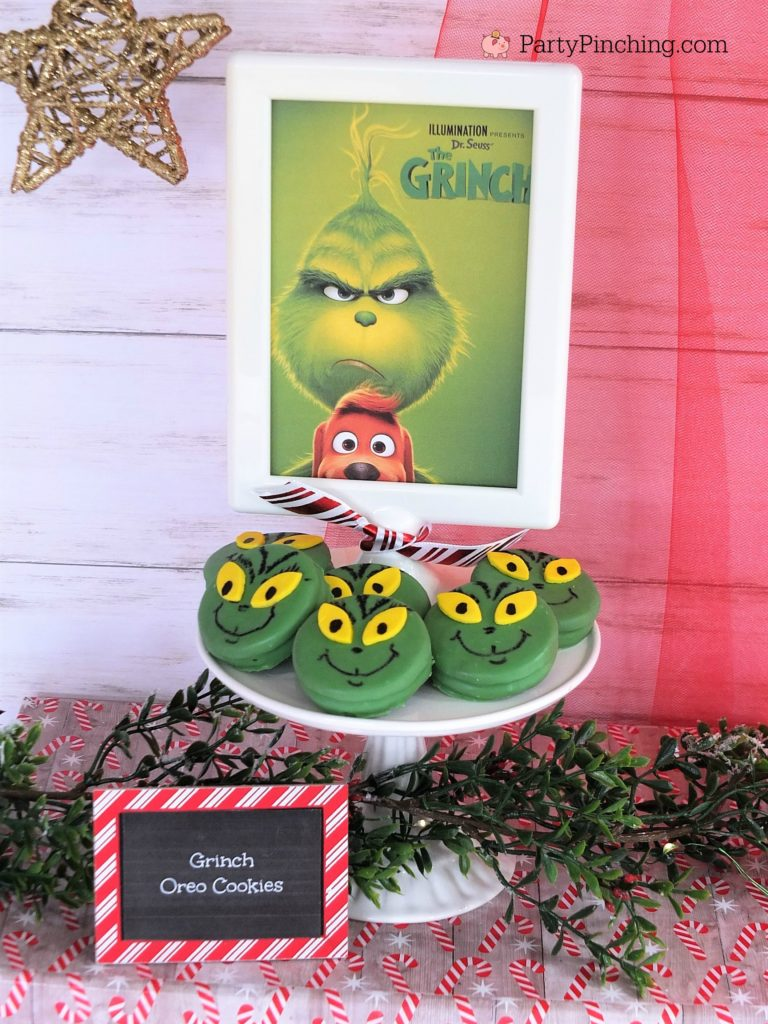 Grinch oreos, Christmas movie marathon, Christmas movie night party ideas, Rudolph treats, Bumble Abominable snowman donuts, Charlie Brown Christmas movie party, Charlie Brownies, Snoopy snack mix, Frosty popcosrn, Frosty cheese snacks, Grinch party ideas, Buddy the Elf food, Elf beef and cheese, Elf Candy Cane Forest