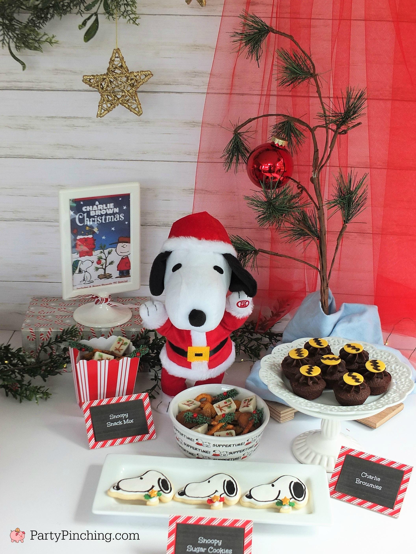 Christmas Movie Marathon Night Grinch Elf Charlie Brown Frosty Rudolph