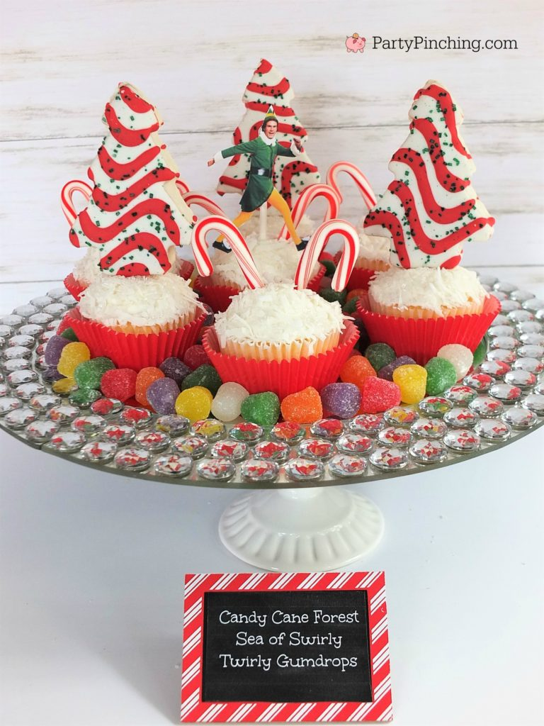 Christmas movie marathon, Christmas movie night party ideas, Rudolph treats, Bumble Abominable snowman donuts, Charlie Brown Christmas movie party, Charlie Brownies, Snoopy snack mix, Frosty popcosrn, Frosty cheese snacks, Grinch party ideas, Buddy the Elf food, Elf beef and cheese, Elf Candy Cane Forest