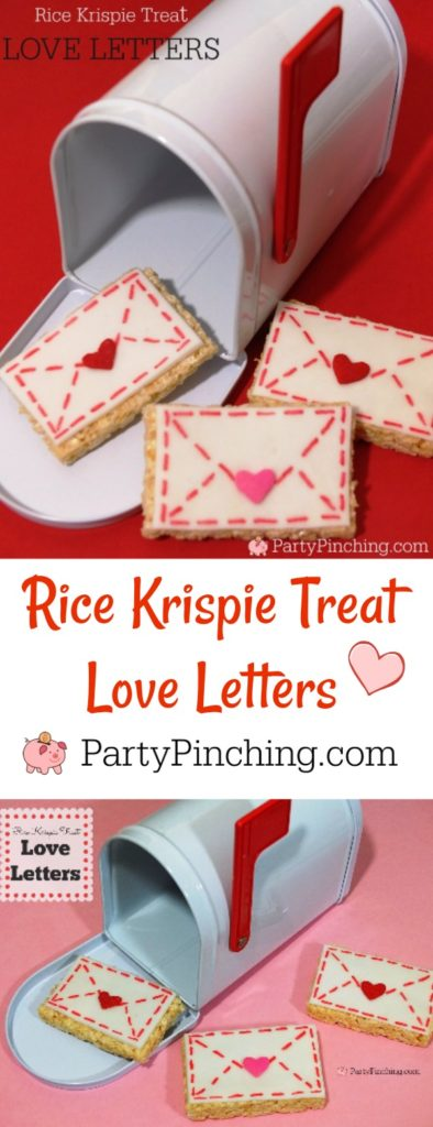 Valentines Day 2020, Rice Krispie Treat Love Letters, Valentine's Day treats, easy Valentine's day desserts for kids, Valentines day party classroom ideas for kids, fun food, cute food