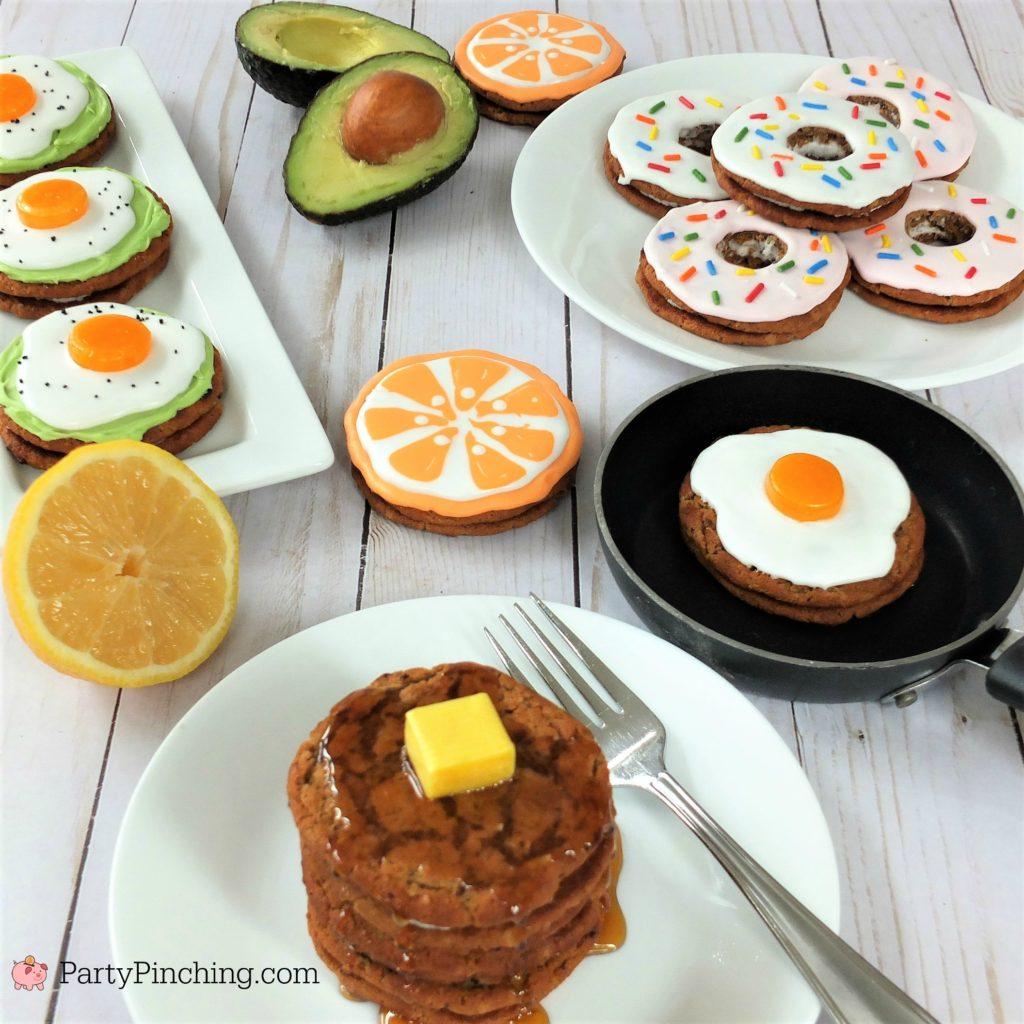 April Fools' Day Breakfast, Little Debbie April Fools' Day Oatmeal Creme Pie Breakfast, food pranks, best April Fools' Day pranks, imposter food